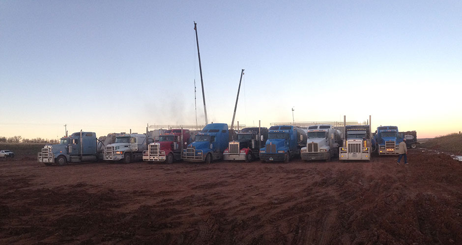 Sacaton Oil Field Fleet